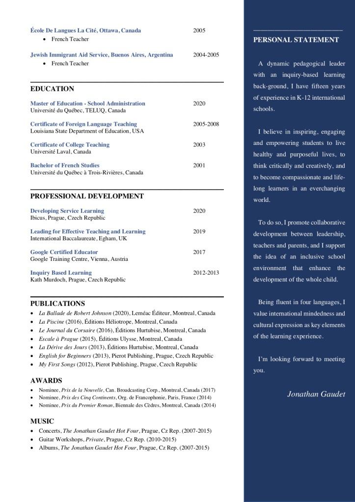 Gaudet CV Leadership jpeg 2